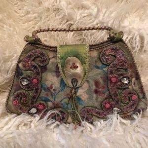 Mary Frances Vintage beaded purse